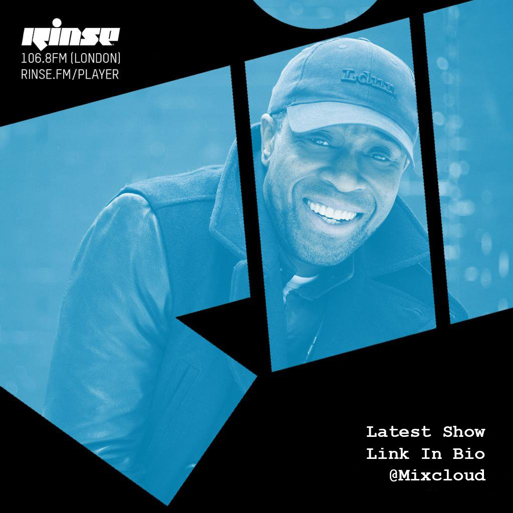 DJ Ron – Rinse FM Sunday 6th Jan 2019